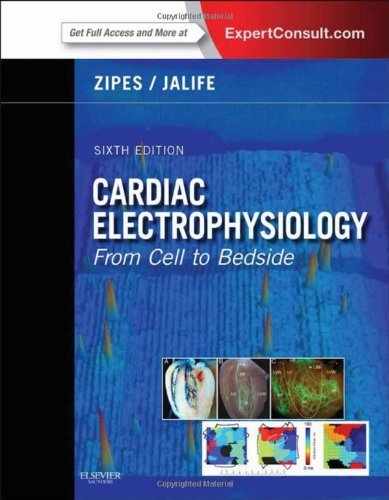 Cardiac Electrophysiology: From Cell to Bedside, 6e (Expert Consult Title: Online + Print) by Douglas P. Zipes MD (26-Nov-2013) Hardcover