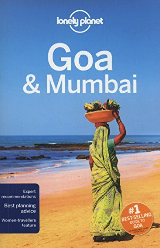 Lonely Planet Goa & Mumbai (Travel Guide) by Lonely Planet (2015-10-20)