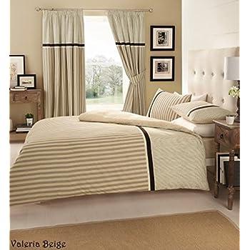 brown duvet set gaveno cavalia luxury blocks duvet set with duvet cover and pillow