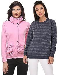 Purys Jacket and Sweatshirt Combo
