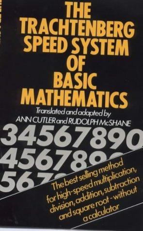 Speed System of Basic Mathematics by Jakow Trachtenberg (1989-06-29)