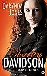 Charley Davidson, tome 13 : Treize tombes de malheur par Jones