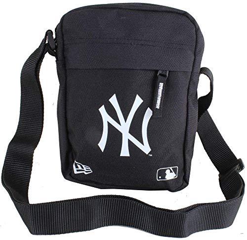 New Era MLB Side Bag Umhängetasche klein NY YANKEES Schwarz