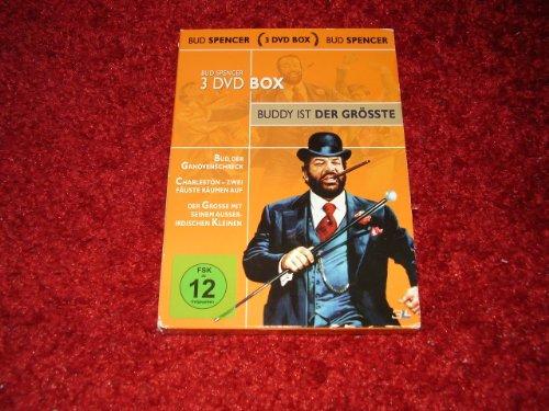 Bud Spencer 3 DVD Box - Buddy ist der Größte