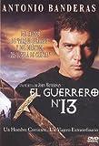 El Guerrero Nº 13 [DVD]