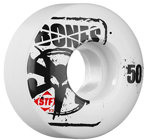 Bones Wheels Wheels STF V3 Series, 54 mm, 133214 (Bones Stf 54mm)