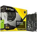 Zotac GeForce GTX 1050Ti 4 GB Mini Graphics Card - Black