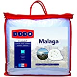 Dodo Couette Magala 150+ 250g/m², blanco, 200 x 220 cm