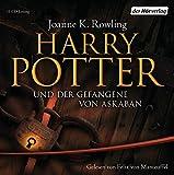 Harry Potter und der Gefangene von Askaban (Harry Potter, gelesen von Felix von Manteuffel, Band 3) - J.K. Rowling