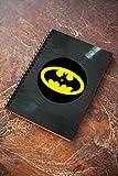 Batman Housse en vinyle pages Couleur école ordinateur portable...