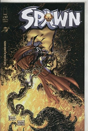 Spawn volumen 1 numero 63