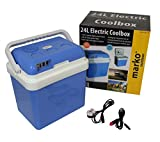 Best Electric Coolers - 24L Litre Capacity Electrical Coolbox 240V AC Review