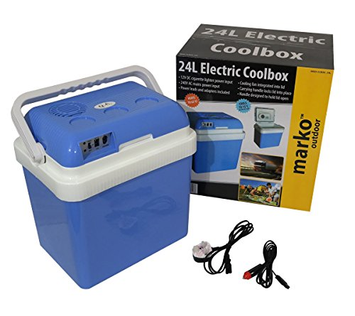 Marko Cool Box Food Drinks Cooler Electrical Heater