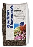 Hamann Qualitäts-Blumenerde 10 l für optimales Pflanzenwachstum Gartengestaltung 6kg