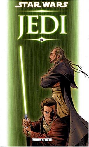 Star Wars Jedi, Tome 6 : Qui-Gon et Obi-Wan par Mike Kennedy