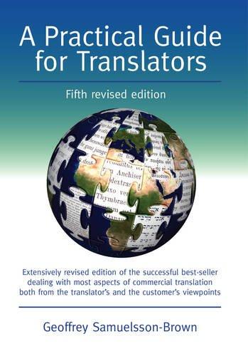Practical Guide for Translators (Topics in Translation) por Geoffrey Samuelsson-Brown