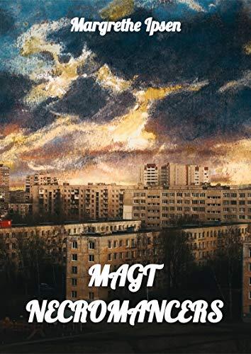Magt necromancers (Danish Edition) por Margrethe  Ipsen