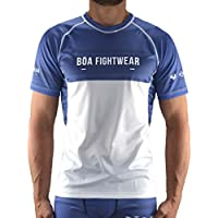 BOA Fighting Spirit Camiseta, Hombre, Azul, FR : M (Taille Fabricant : M)