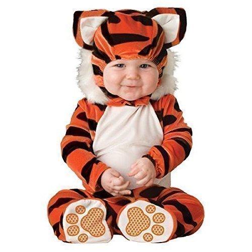 ädchen Tiger Tot Dschungelbuch Tag Halloween Charakter Kostüm Kleid Outfit - Orange, 18-24 Months (Baby-tiger Kostüme Halloween)