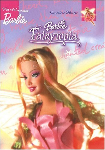 BARBIE FAIRYTOPIA MINI ROMAN