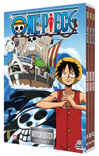 One Piece - Water 7 - Coffret 7