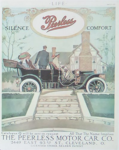 the-peerless-motor-company-cleveland-ohio-framed-picture-11-x-14