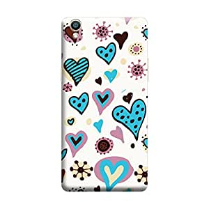 iCover Premium Printed Mobile Back Case Cover With Full protection For Oppo F1 Plus (Designer Case)