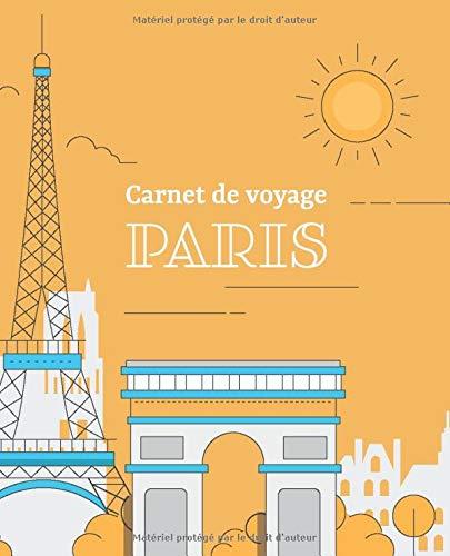 Zoom IMG-2 carnet de voyage paris journal