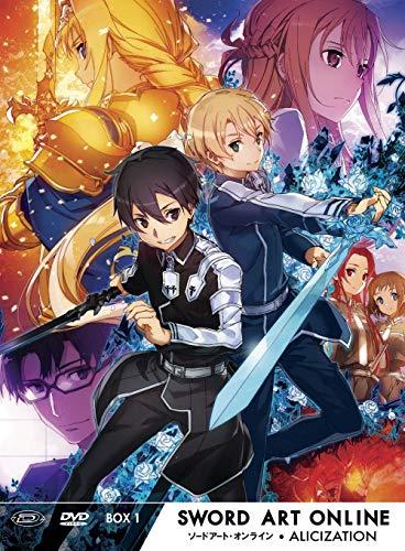 Sword Art Online Iii Alicization 01