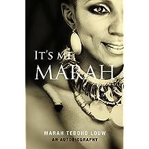 It's Me, Marah: An Autobiography (Blackbird)