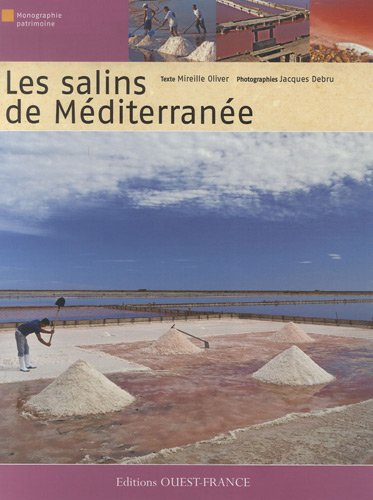 Les salins de Méditerranée