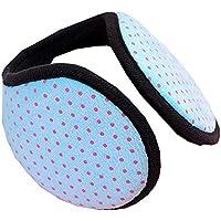 Männer/Frauen Winter Outdoors Ultra-Soft Plüsch Kunstpelz Ohrenschützer, Blau preisvergleich bei billige-tabletten.eu
