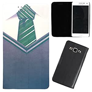 DooDa - For Karbonn A7 Star PU Leather Designer Fashionable Fancy Flip Case Cover Pouch With Smooth Inner Velvet