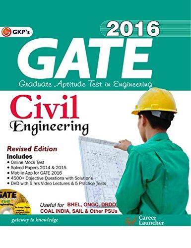 GATE Guide Civil Engineering 2016