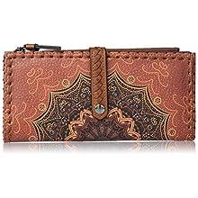 Desigual Women's 19WAYP24 Wallet Brown Brown (Cognac)