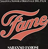 Fame,saranno famosi LP GAT RSO 2394 265 Italy 1980