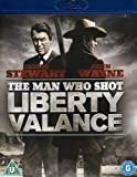 The Man Who Shot Liberty Valance [Blu-ray] [1962] [Region Free]