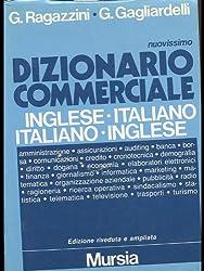 Nuovissimo Dizionario Commerciale Inglese-Italiano/Italian-English