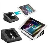 reboon Tablet Kissen für das Archos 97 Neon - ideale iPad Halterung, Tablet Halter, eBook-Reader Halter für Bett & Couch