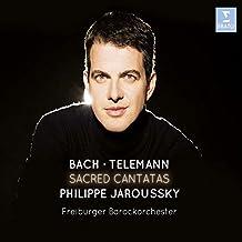 Bach/Telemann:Sacred Cantatas
