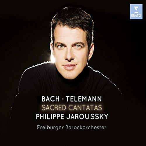 Bach - Telemann: Sacred Cantatas