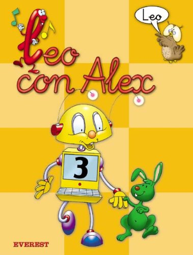 Leo con Álex 3. Leo (Leo con Alex) - 9788424182601 por Díez Torío Ana María