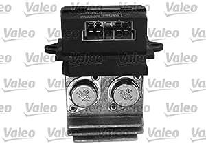 Valeo 508588 Élément de commande, climatisation