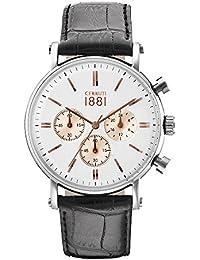 Cerruti 1881 Tremezzo CRA110STR01BK Mens Watch Chronograph