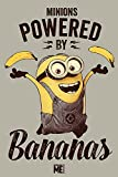 empireposter - Despicable Me - Powered by Bananas  - Größe (cm), ca. 61x91,5 - Poster, NEU -