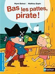 Bas les pattes, pirate !