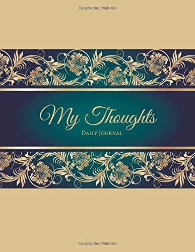 My Thoughts Daily Journal por Jennifer Boyte