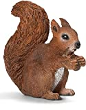 Schleich 14684 - Wild Life Squirrel, eating