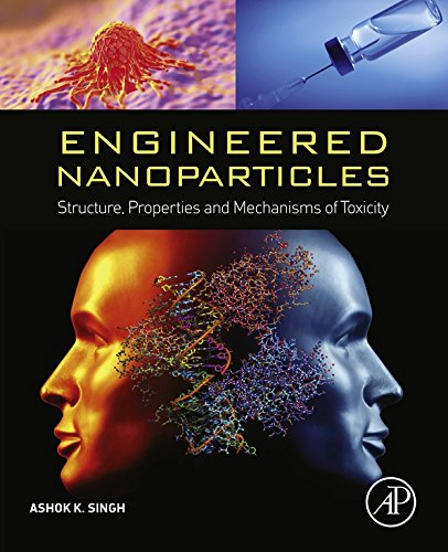 Engineered Nanoparticles: Structure, Properties And Mechanisms Of Toxicity por Ashok K Singh epub