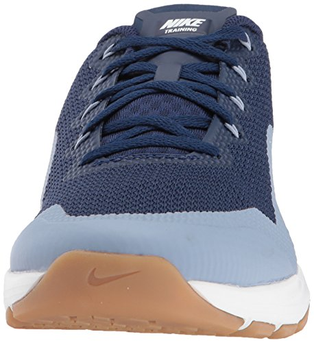 hot sale online 07a07 d9032 Nike Hommes Metcon Repper Dsx Mesh Trainers Binaire Bleu Sommet Blanc ...